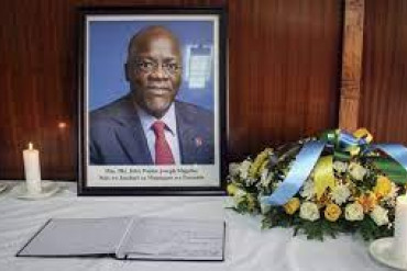 ASSESSING MAGUFULI'S LEGACY TOWARDS EAST AFRICAN COMMUNITY INTEGRATION.