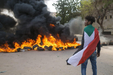 SUDAN DECLARES STATE OF EMERGENCY AMID PROTESTS OVER RISING FOOD PRICES.