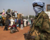 Violence Erupts In Central African Republic Ahead Of Its Elections.