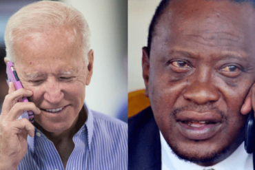 PRESIDENT BIDEN WOOES KENYA AS IT TAKES HELM AT AU PEACE AND SECURITY.